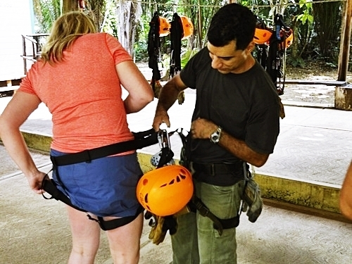 Belize canopy and tubing Excursion Cost