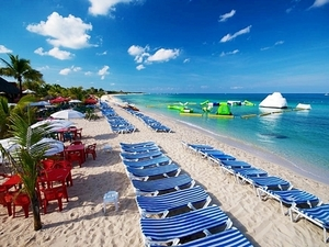 Mr. Sanchos Beach All Inclusive Day Pass in Cozumel