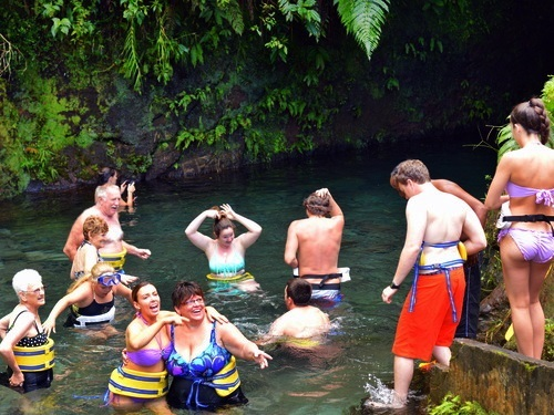 Dominica Roseau snorkeling Cruise Excursion Tickets
