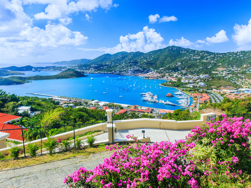 saint thomas beach Trip Tickets