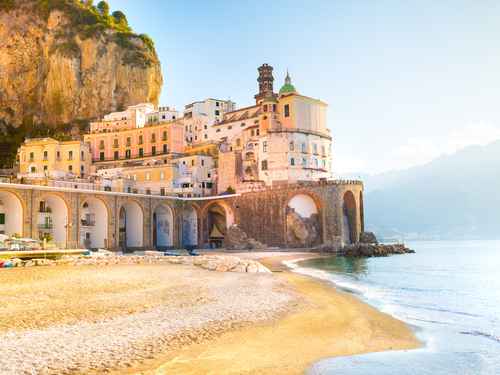 Naples  Italy Amalfi Beach Excursion Prices