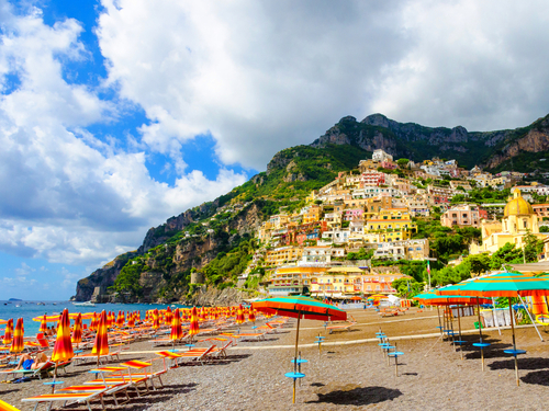 Naples Amalfi Beach Trip Reservations