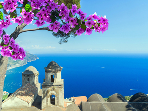 Naples Amalfi Coast Sightseeing, Lunch and Boat Ride Excursion