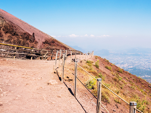 Naples Italy Mount Vesuvius Walking Tour Booking