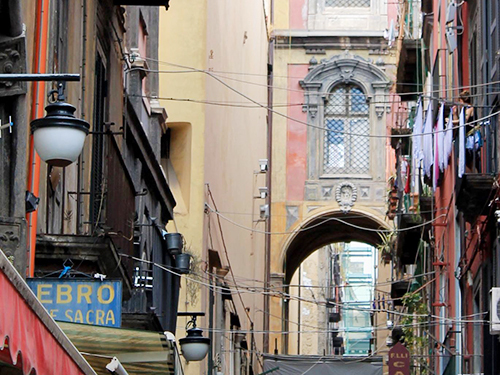 Naples  Italy Subway Cruise Excursion Tickets