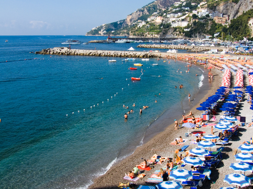 Naples  Italy Amalfi Beach Shore Excursion Reviews