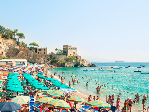 Naples Amalfi Beach Tour Reservations
