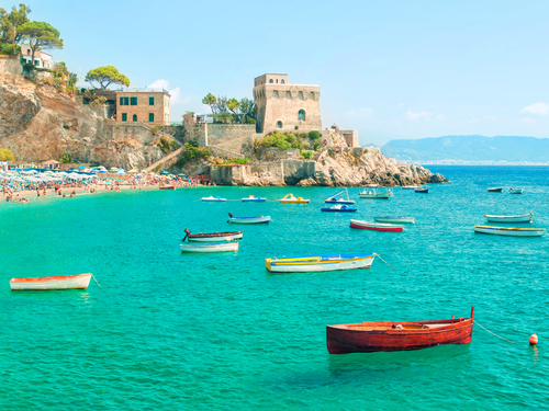 Naples  Italy Amalfi Beach Excursion Reservations