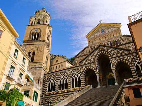 Naples  Italy Amalfi Beach Excursion Cost
