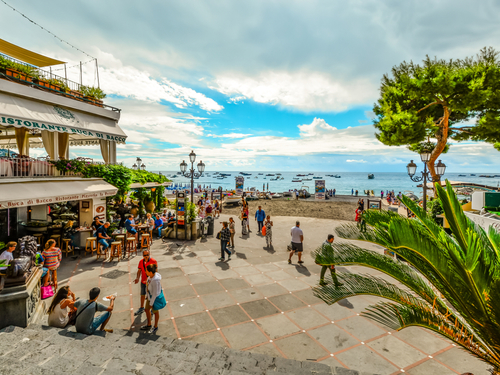 Naples Amalfi Beach Cruise Excursion Cost
