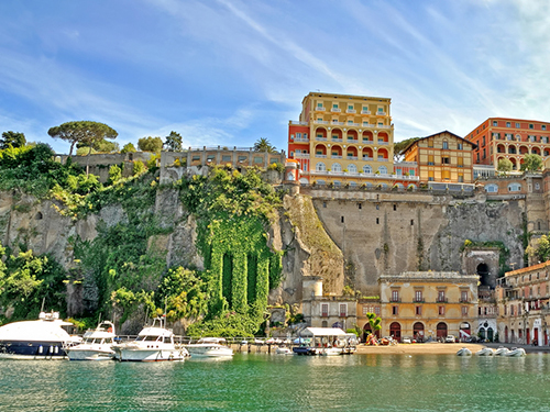 Naples Italy Amalfi Coast Shore Excursion Tickets