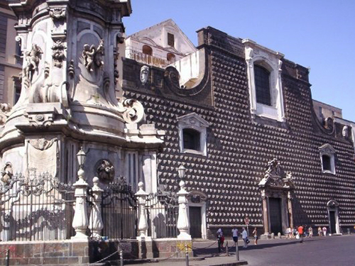 Naples  Italy Piazza Municipio Square Walking Excursion Reservations