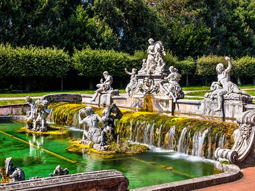 Naples Italy Reggia di Caserta Shore Excursion Reservations
