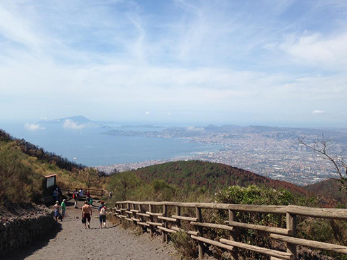 Naples Italy Mount Vesuvius Cruise Excursion Reservations