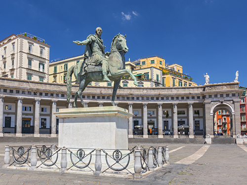 Naples Via Toledo Shore Excursion Cost