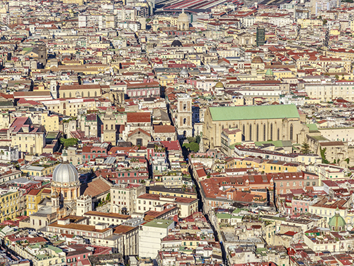 Naples  Italy Piazza del Gesu Walking Excursion Prices