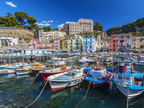 Naples Italy Sorrento Walking Excursion Prices