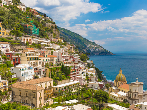 Naples Italy Positano Walking Tour Booking