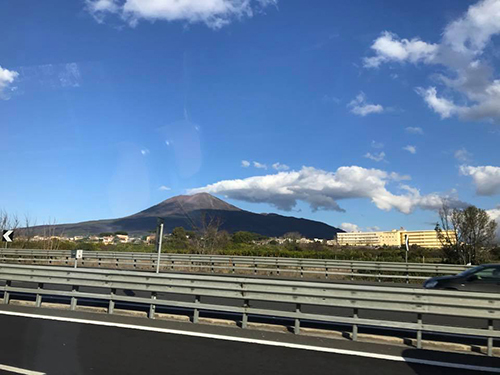 Naples Italy Crater Walking Trip Reservations