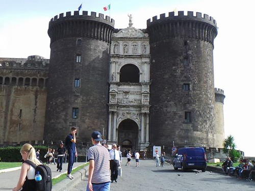 Naples  Italy San Carlo Theatre Walking Excursion Booking