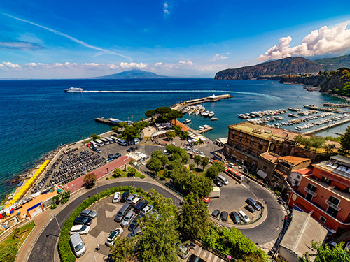 Naples Sorrento Shore Excursion Tickets