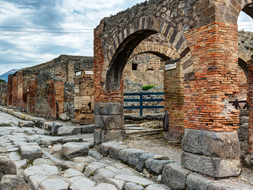 Naples Italy Pompeii Sightseeing Excursion Reservations
