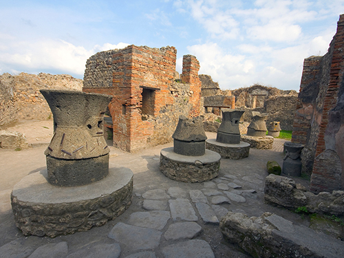 Naples Pompeii Cruise Excursion Cost