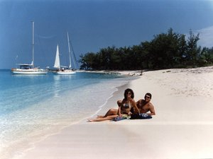 Nassau Full Day All Inclusive Sailing, Snorkel and Beach Excursion