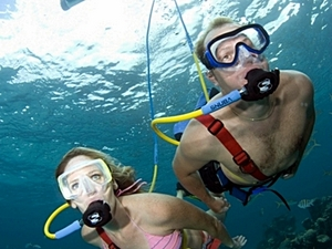 Nassau SNUBA Diving and Reef Snorkel Excursion
