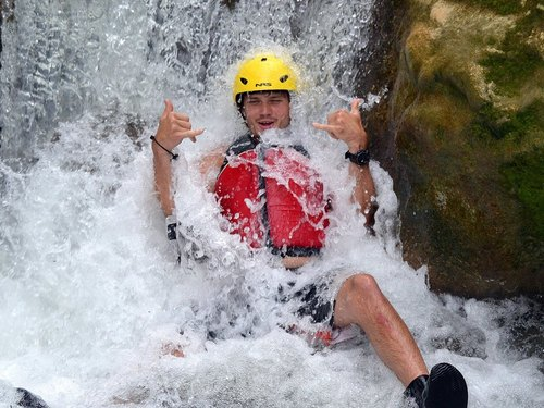 Montego Bay  Jamaica white water rapids Reviews