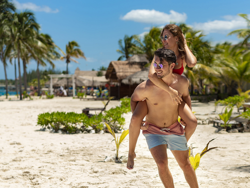 Cozumel Mexico beach park day pass Trip Reservations