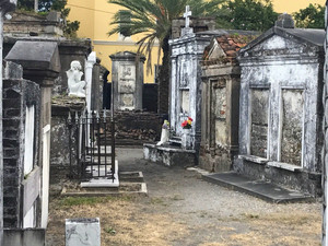 New Orleans Cemetery and Voodoo Excursion