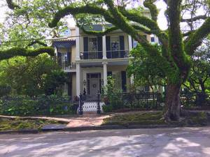 New Orleans Garden District Walking Excursion