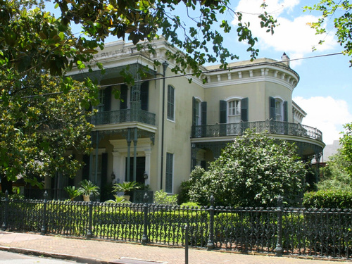 New Orleans Garden District Walking Excursion - New Orleans Excursions