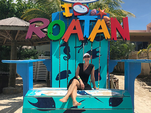 Roatan  Honduras pool Excursion Reservations
