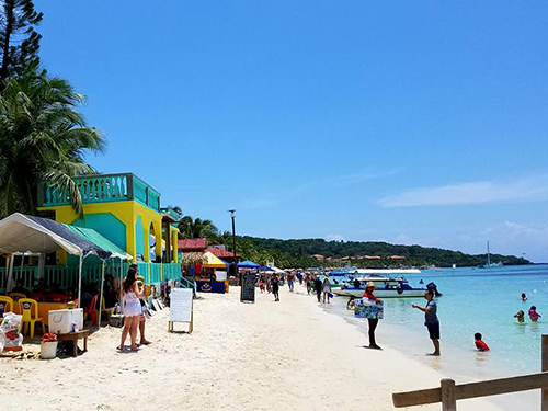 Roatan  Honduras give back Tour Reservations