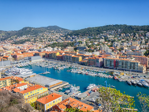 Nice (Villefranche) France Regina Palace Tour Tickets