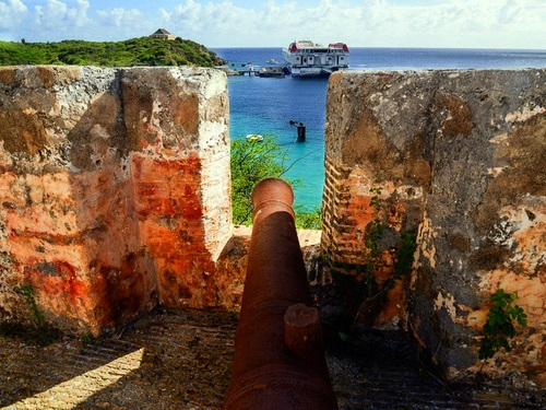 Curacao  Willemstad Fort Beekenburg Trip Reviews