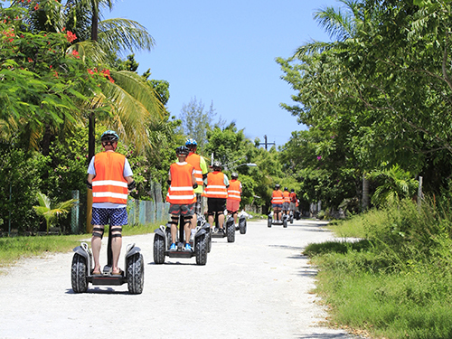 Cozumel Church Segway Trip Reservations