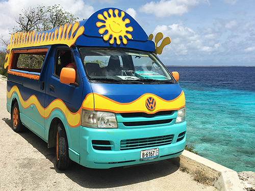 Bonaire lac bay Tour Tickets
