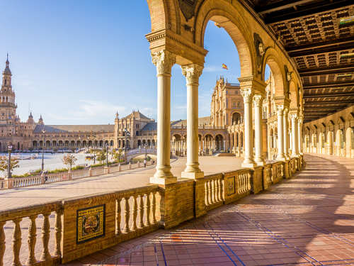 Cadiz Spain seville sightseeing Excursion Booking