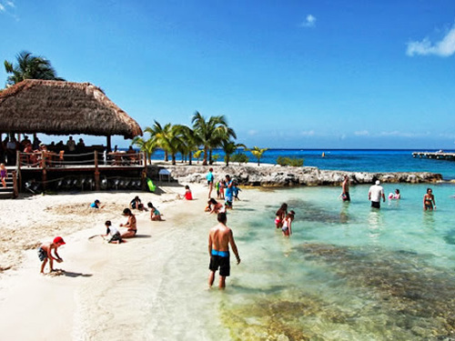 Cozumel Mexico beach Cruise Excursion Tickets