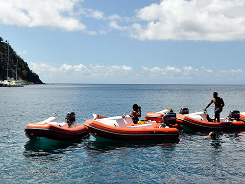 St. Kitts  Basseterre speed boat Trip Cost