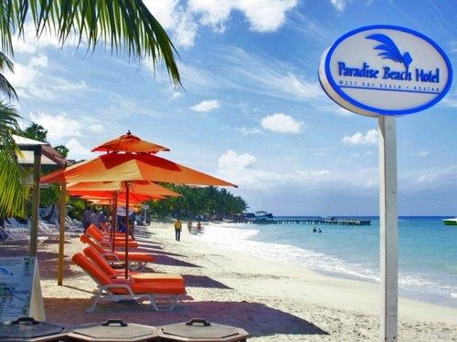 Roatan  Honduras beach club Shore Excursion Tickets