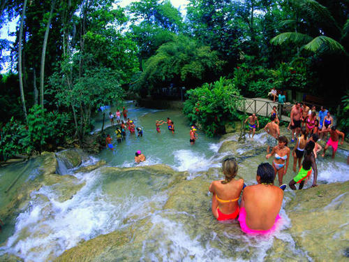 Falmouth  Jamaica riding the rapids Reviews