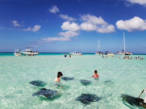 Grand Cayman snorkeling Shore Excursion Reservations