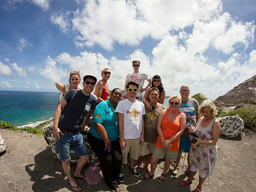 St. Kitts bloody point Tour Reservations