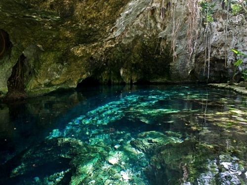 Playa del Carmen Underground Excursion Tickets