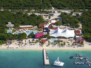 Playa Mia Grand Beach Break Day Pass Excursion in Cozumel