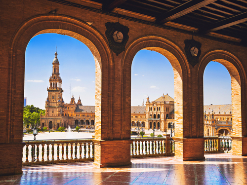 Cadiz Seville seville sightseeing Cruise Excursion Booking